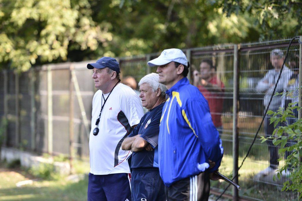 """Vasile Aelenei, antrenor secund CSA Steaua: """"Obiectivul nostru este clar. Vrem promovarea!"""""""
