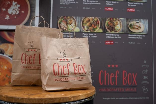 ChefBox, partener de filmari UNATC